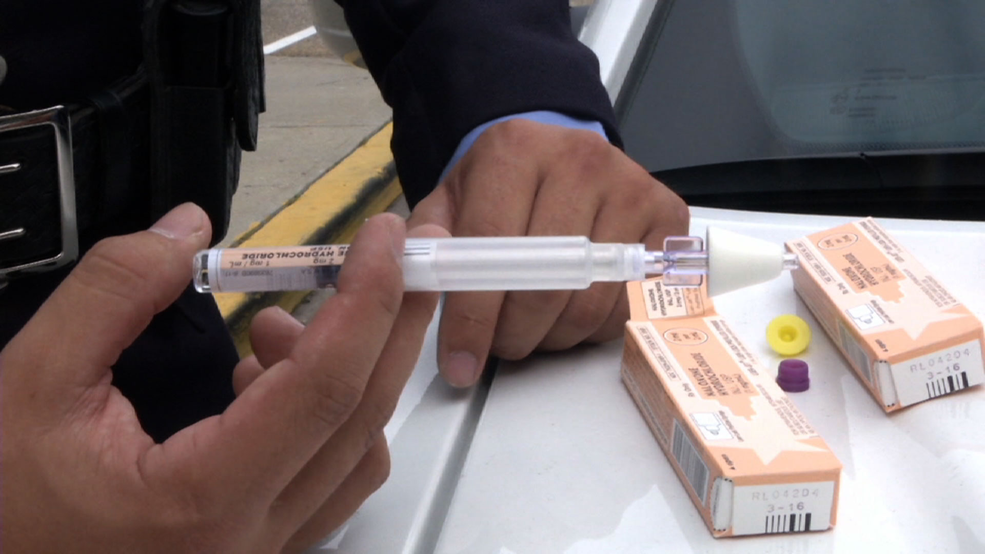 Camden County Introduces Heroin Treatment Program