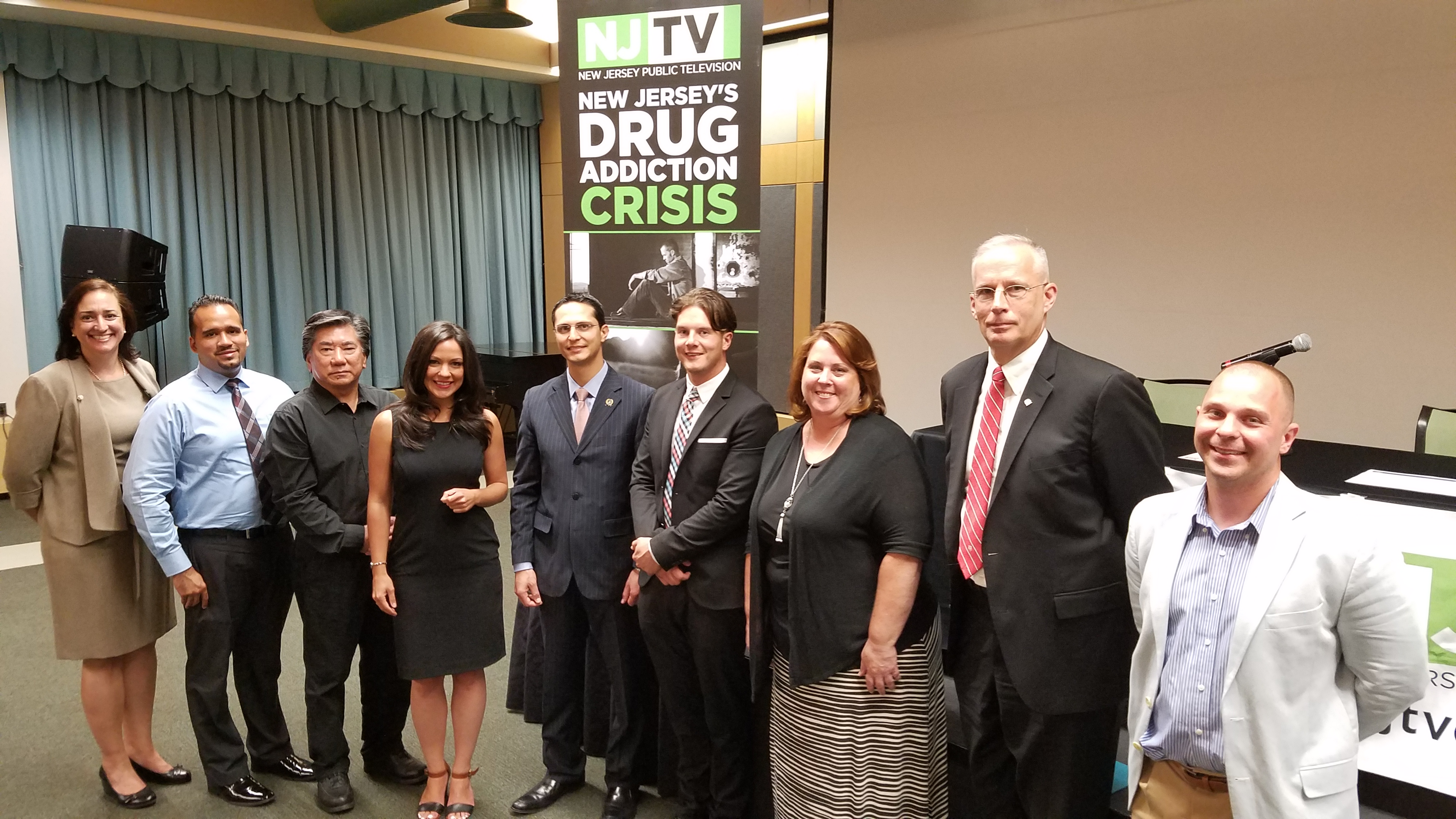 "Event Recap: NJTV's Third ""Healthy NJ"" Drug Forum Balances Thoughtful Discourse on Drug Prevention & Education Tactics"