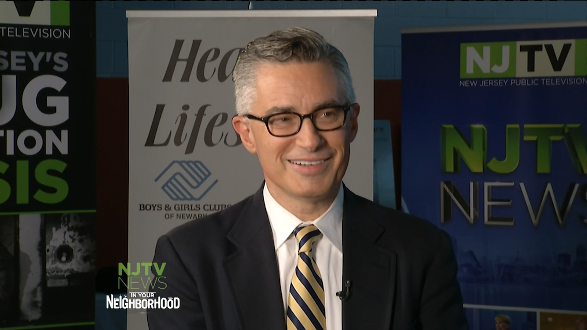 Former Gov. McGreevey: Strong Connection Between Addiction and Incarceration