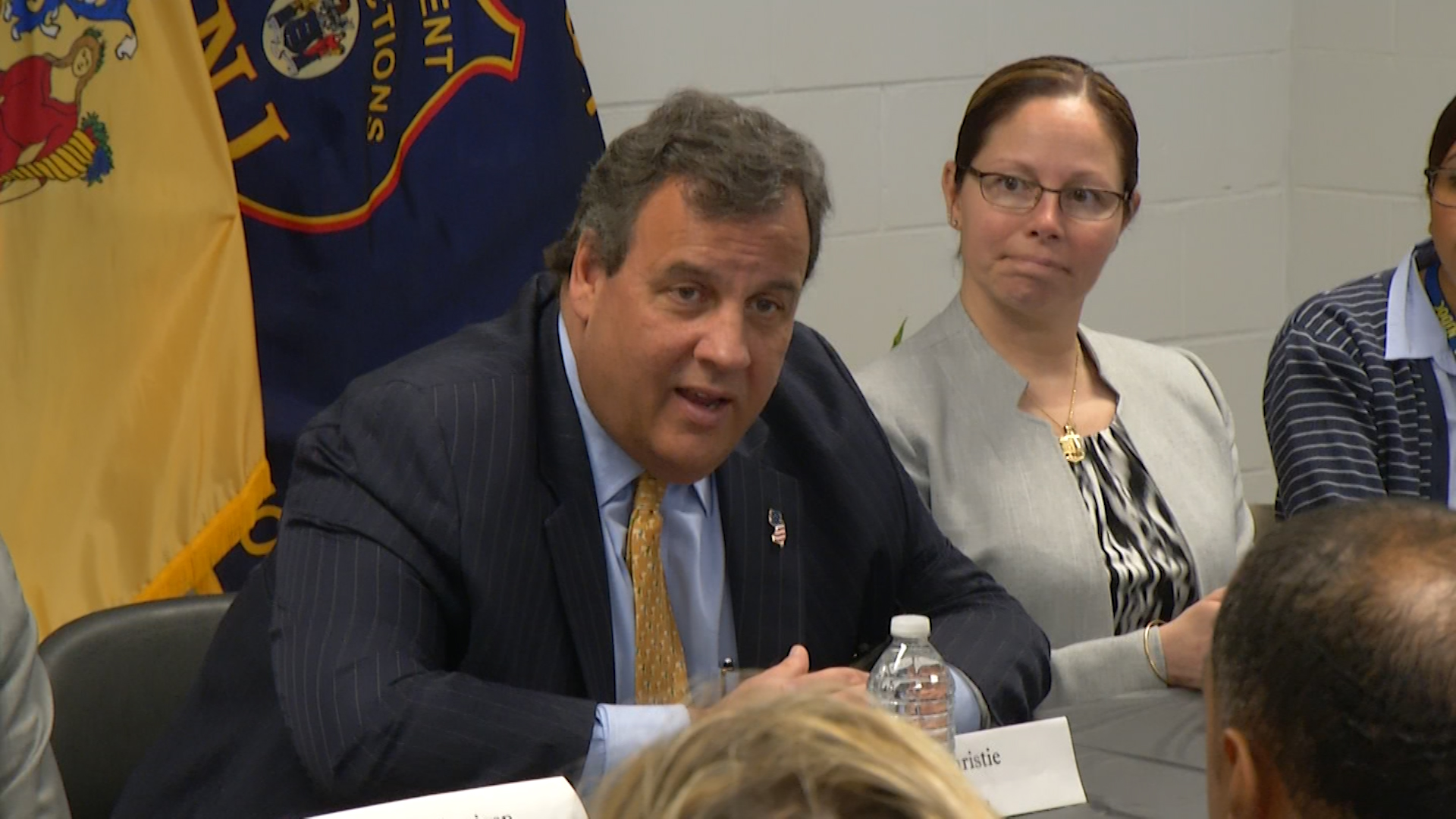 Christie Marks Re-Opening of Mid-State Correctional Facility as Treatment Center