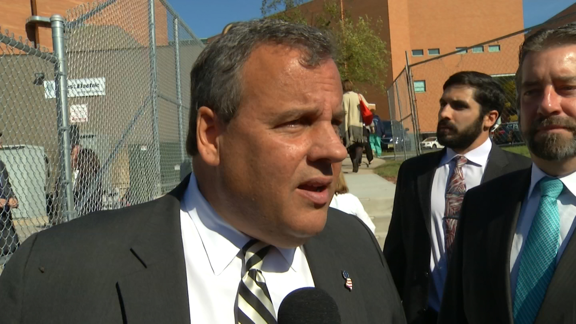 Christie defends president's opioid crisis declaration