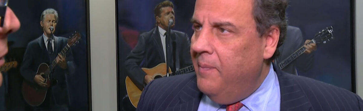 Christie joins NJ Devils to warn about the dangers of using illegal drugs