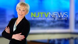 NJTV News anchor Mary Alice Williams. Photo by Joseph Sinnott/NJTV