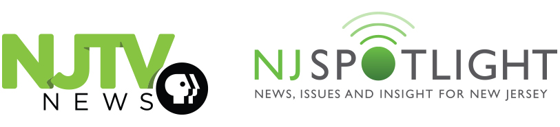 NJTV News and NJ Spotlight logos
