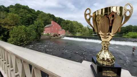 NJTV's 2019 Tourism Tournament Winner featured on In Your Neighborhood: History special