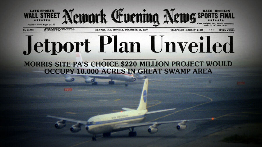 When Rural New Jersey Stopped an Airport